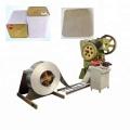 Máquinas automáticas para fabricar tapas de estaño de aceite cuadradas