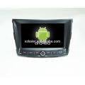 Quad core! Android 4.4 carro dvd player para Ssangyong deville 2015 + fábrica diretamente + OEM + DVR!
