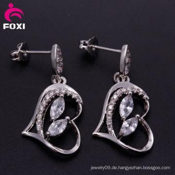 Goldener Ohrring Designs für Frauen Top Verkauf Ohrstecker