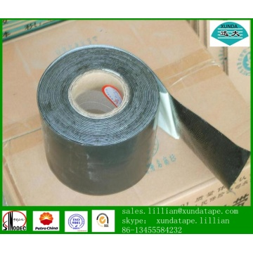 Bitumen wrap tape for steel pipeline