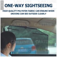Роликовые автомобильные солнцезащитные козырьки на заказ