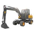 LT Brand 15ton Wheel Excavator LT-155W
