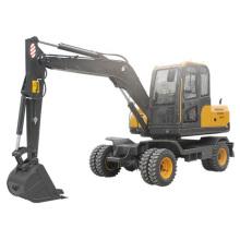 LT Brand 15ton Excavadora de ruedas LT-155W