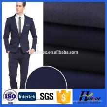 Melhor tecido de lã usam vestuário dos homens de alta qualidade tr lã tecidos terno
