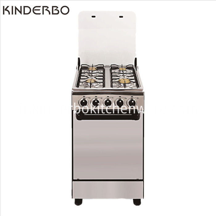 4 Burner Bread Oven