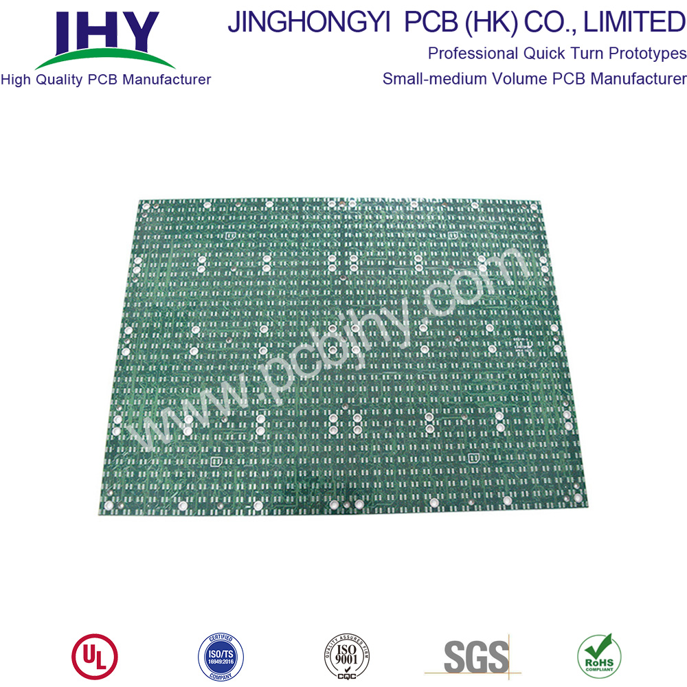 2.4mm HASL LF 1oz 4 Layer PCB