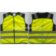 Special design EN1150 reflective safety vest