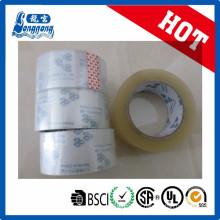 Ruban d'emballage imprimé en gros / ruban adhésif Bopp