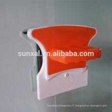 forte double face 20-25mm verre Assistant brosse magnétique lave-vitres