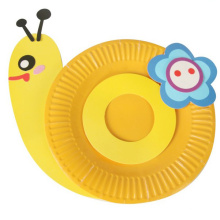 Kids DIY craft make your own paper plate