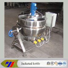 Electric Heating Jacketed Cooking Equipment