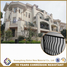 High Quality Tubular Fencing for House