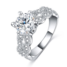 1.5 Carat Zirconia Wedding Engagement Rings (CRI0502-B)