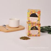 China Professional Supplier Green Dragon Well Osmanthus Longjing Tea