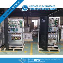 Buen precio 3 fases 160KVA UPS de baja frecuencia en línea
