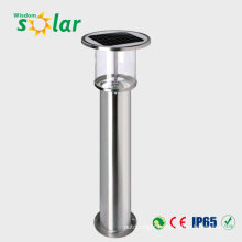 solar-led rechargeable intelligent controller led solar bollard light