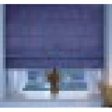 Tejido Cortinas romanas para persianas de Windows Cable de tela Jacquard Control