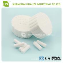 Rouleau de coton dentaire jetable disponible OEM