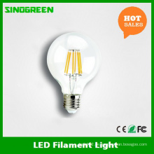 110lm / W 6W G95 LED E27 Birne