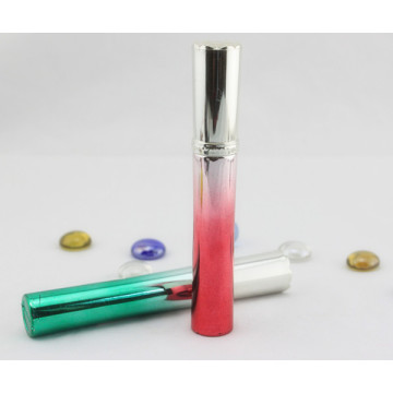 Long Crown Shaped Red Mascara Tube