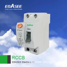 CE Certified  EBS6R series Residual Current Circuit breaker