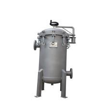Boîtier de crépine à cartouche filtrante élevée de 0.2um pp avec de multiples cartouches