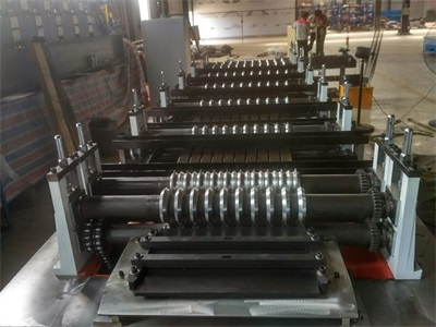 Rib Lath Metal Mesh Machine