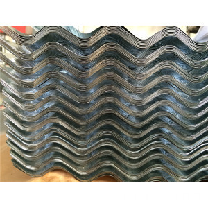 Galvanized Steel Sheet for Construction
