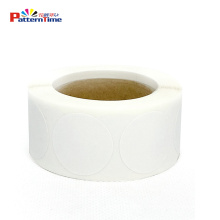 Removable Custom Print Roll Blank Sticker Water Proof White Label