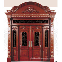 Italy Armored Steel Door Bedroom Door China Supplier (D4006)