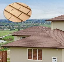 Proveedor de tejas de madera compuesto
