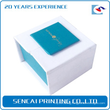 SenCai luxury jewelry folding packing paper box