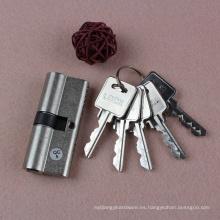 Venta popular cerradura de cilindro cerradura puerta corredera hardware con alta calidad