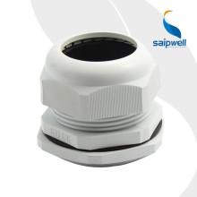 Saip IP68 Nylon presse-étoupe en caoutchouc imperméable M40 * 1.5