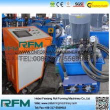 FX two wave highway guardrail roll forming machine