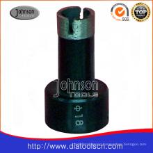 Core drills:OD18mm Diamond core bit for stone