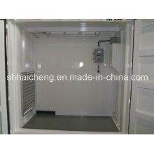 Fácil instalación Flatpack Container Homes