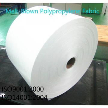 Mídia de tecido de polipropileno fundido por fusão