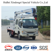 14m JAC Truck Mounted Aerial Platfrom with Crane
