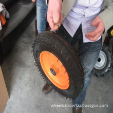 rubber wheel (high quality rubber wheel)