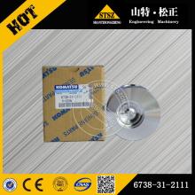 Pistão de motor Komatsu 4D130 6137-32-2130 6114-31-2111
