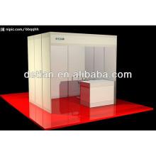 Cabina de exhibición de esquema de concha de buena calidad de China