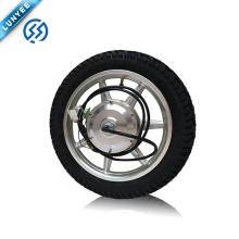 Alto motor de la rueda de la vespa del motor 24v del motor del cubo del geard del alto par de torsión para la venta