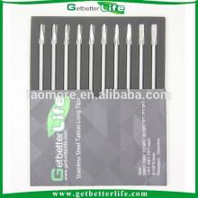 La valeur de Getbetterlife 304Stainless Steel10 SCP 108mm Long tatouage aiguille conseils