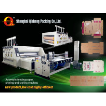 Packing Carton Printing and Die Cutting Machine (1200*2400mm)