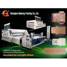 Embalagem Carton Printing and Die Cutting Machine (1200 * 2400mm)