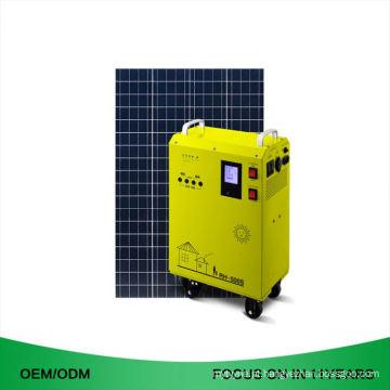 Fora dos geradores da energia do sistema de energia solar do sistema 2Kw solar completo da grade