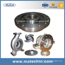 Hochleistungs-CNC-Präzisions-Edelstahl-Bearbeitung mit OEM-Service