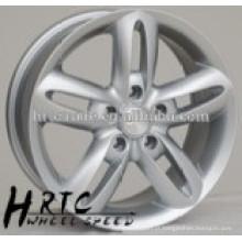 HRTC CAR Rims Design de moda rodas de liga leve de 17 polegadas para SSANGYONG
