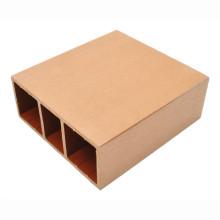 Barandilla barata y de alta calidad WPC, barandilla al aire libre impermeable